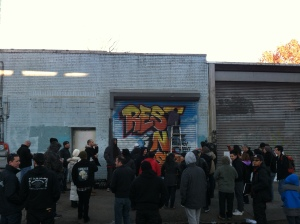 Rest in Power - Long Island City