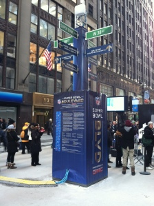 Super Bowl Boulevard - Garment District
