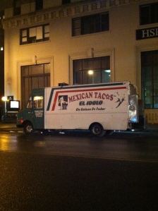 Taco Truck - Meatpacking District