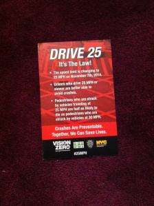 Drive 25